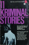 Ellery Queen - 11 Kriminal Stories - Ellery Queens Kriminal-Anthologie 9. Folge: Vorn