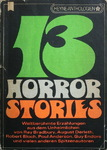 Kurt Singer - 13 Horror Stories: Vorn