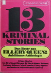 Ellery Queen - 13 Kriminal Stories - Das Beste aus Ellery Queen's-Jubiläums-Anthologie: Vorn