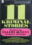 Ellery Queen - 11 Kriminal Stories - Das Beste aus Ellery Queen's-Kriminal-Anthologie: Vorn