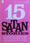 Peter Haining - 15 Satan Stories: Vorn