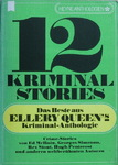 Ellery Queen - 12 Kriminal Stories - Das Beste aus Ellery Queen's-Kriminal-Anthologie: Vorn