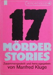 Manfred Kluge - 17 Mörder Stories: Vorn