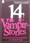 Manfred Kluge - 14 Vampir-Stories: Vorn