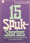 Manfred Kluge - 15 Spuk-Stories: Vorn