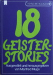 Manfred Kluge - 18 Geister-Stories: Vorn