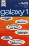 Walter Ernsting - Galaxy 1: Vorn