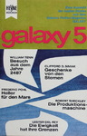 Walter Ernsting - Galaxy 5: Vorn