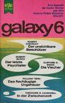 Walter Ernsting - Galaxy 6: Vorn