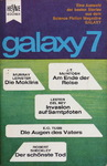 Walter Ernsting - Galaxy 7: Vorn