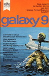 Walter Ernsting - Galaxy 9: Vorn