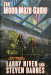Larry Niven & Steven Barnes - The Moon Maze Game: Umschlag vorn