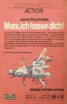 Jerry Pournelle - Mars, ich hasse dich!: Hinten