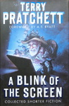 Terry Pratchett - A Blink of the Screen - Collected Shorter Fiction: Umschlag vorn