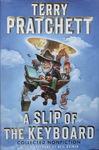 Terry Pratchett - A Slip of the Keyboard - Collected Nonfiction: Umschlag vorn