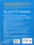 Eric S. Raymond - The Art of UNIX Programming: Hinten