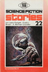 Walter Spiegl - Science Fiction Stories 22: Vorn