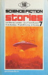Walter Spiegl - Science Fiction Stories 7: Vorn