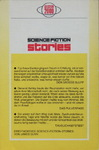 Walter Spiegl - Science Fiction Stories 70: Hinten