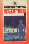 Walter Spiegl - Science Fiction Stories 8: Vorn