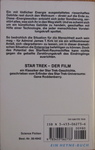 Gene Roddenberry - Star Trek - Der Film: Hinten