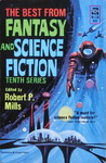 Robert P. Mills - The Best From Fantasy and Science Fiction, Tenth Series: Vorn