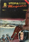 Walter Ernsting - Utopia Science Fiction Magazin 3: Vorn