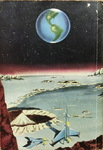 Walter Ernsting - Utopia Science Fiction Magazin 3: Hinten