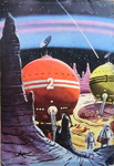 Walter Ernsting - Utopia Science Fiction Magazin 4: Hinten