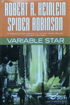 Robert A. Heinlein & Spider Robinson - Variable Star: Umschlag vorn
